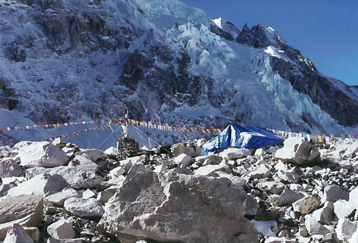 Everest Base Camp 1997