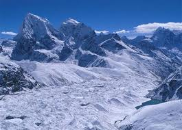 Gokyo Ri 17,575 ft. We will trek up prior to race.